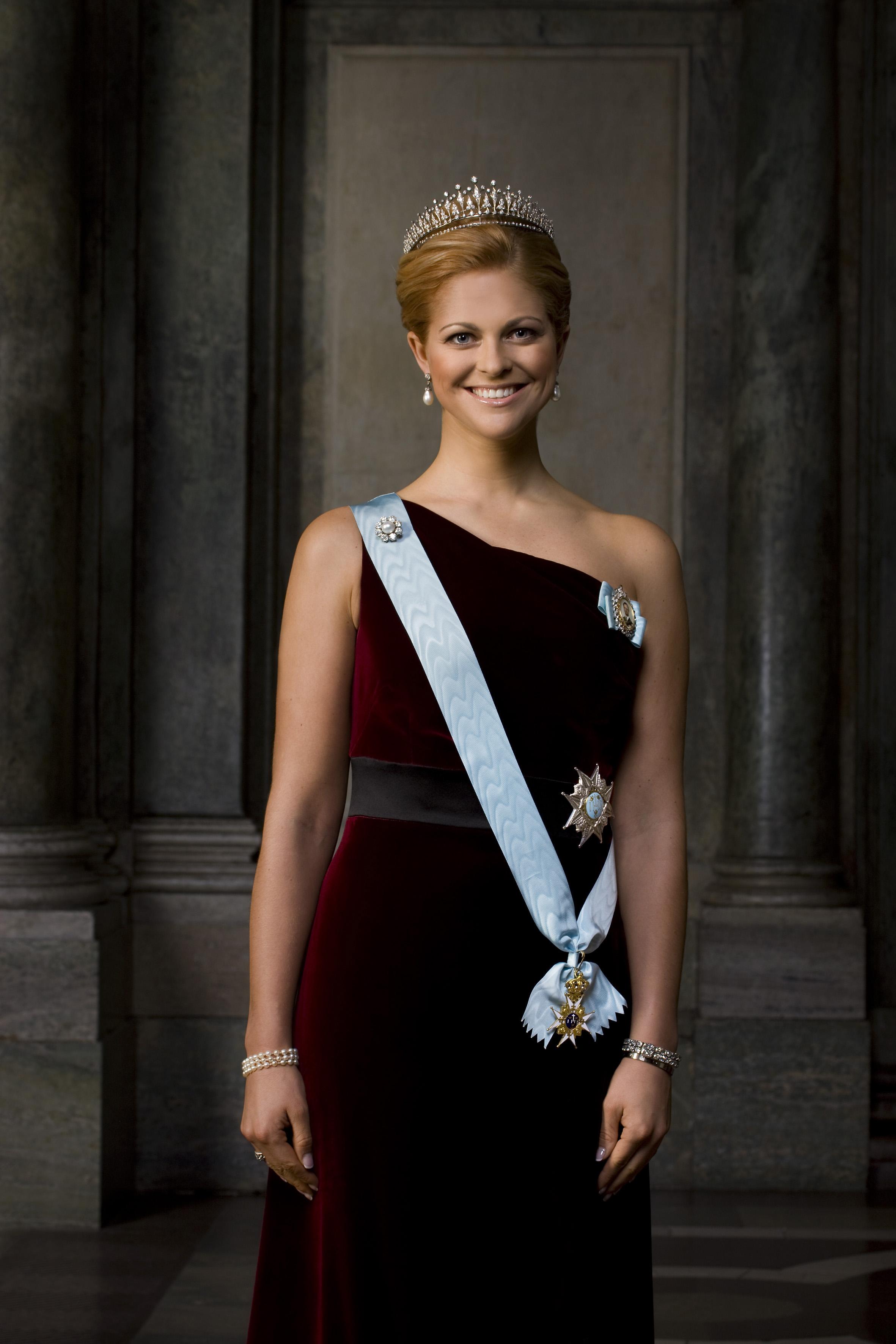 Princess Madeleine, Duchess of Hälsingland and Gästrikland ...