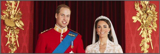 Huwelijk Hertog en Hertogin van Cambridge