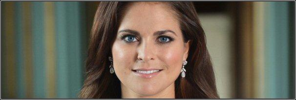 Officiële Foto Prinses Madeleine Van Zweden 2012