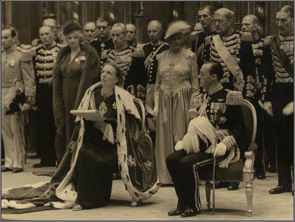 Inhuldiging Koningin Juliana 2