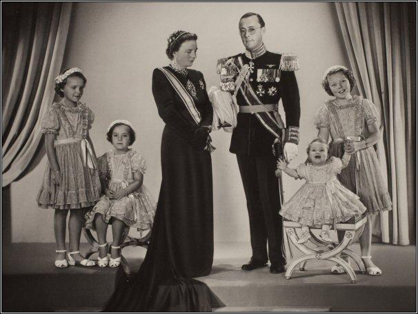 Inhuldiging Koningin Juliana