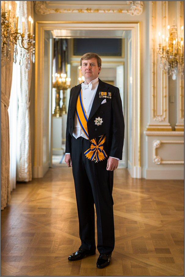 Koning Willem-Alexander - april 2013