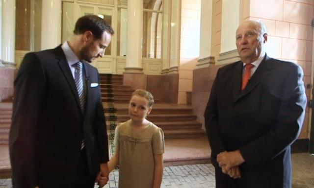 Harald, Haakon en IA