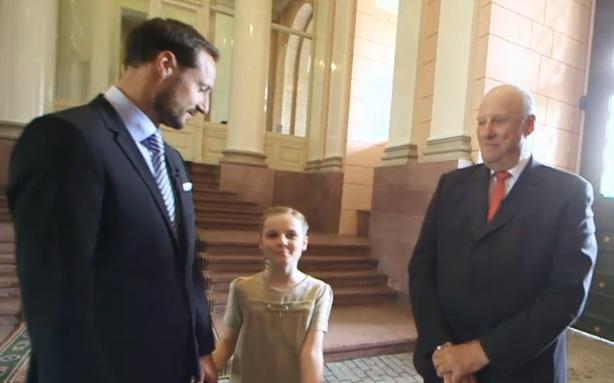 Harald, Haakon en IA2