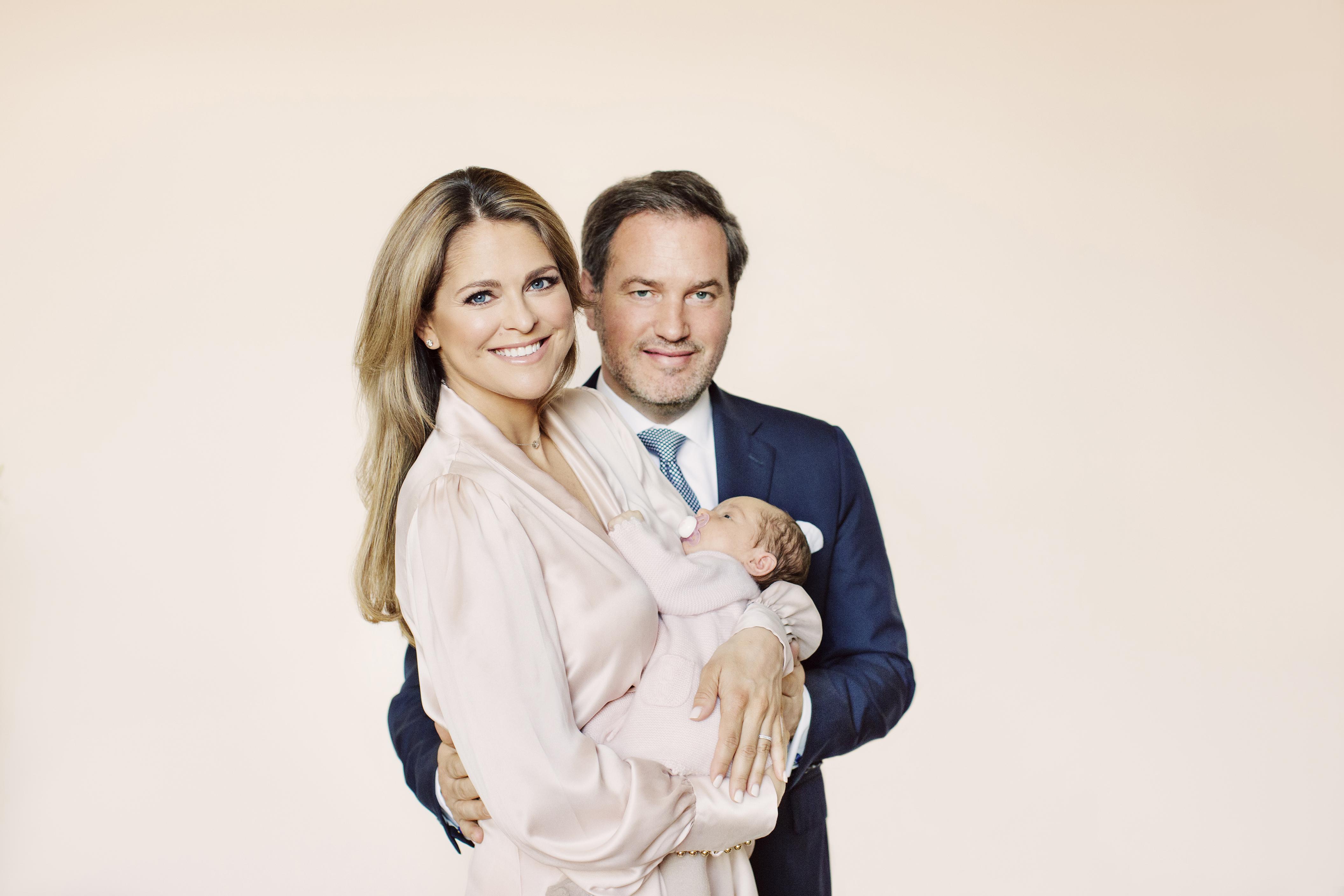 Nieuwe Officiële Foto Van Prinses Madeleine Van Zweden En
